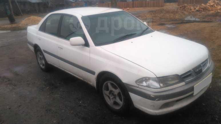 Toyota Carina, 1997 год, 135 000 руб.