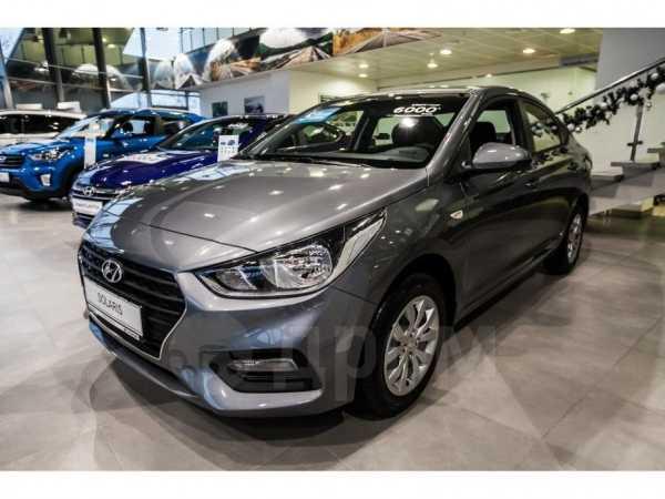 Hyundai Solaris, 2020 год, 1 051 000 руб.