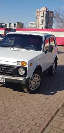 Барнаул 4x4 2121 Нива 2000