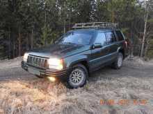 Кыштым Grand Cherokee
