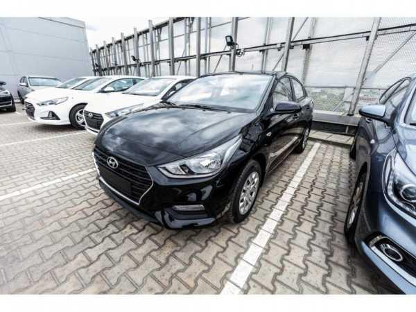 Hyundai Solaris, 2020 год, 986 000 руб.