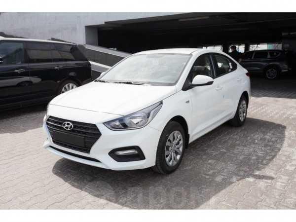 Hyundai Solaris, 2020 год, 1 125 000 руб.