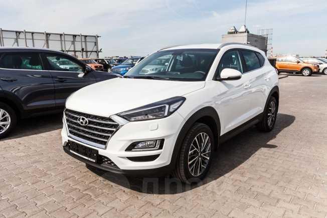 Hyundai Tucson, 2020 год, 1 684 000 руб.