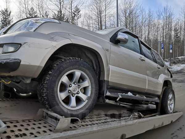 Toyota Land Cruiser Prado, 2008 год, 435 000 руб.