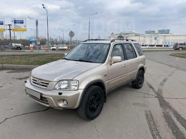 Honda CR-V, 2001 год, 295 000 руб.
