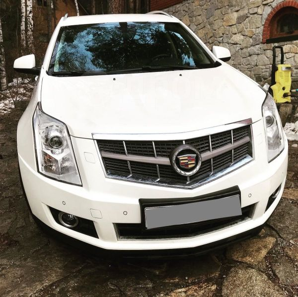 Cadillac SRX, 2010 год, 750 000 руб.