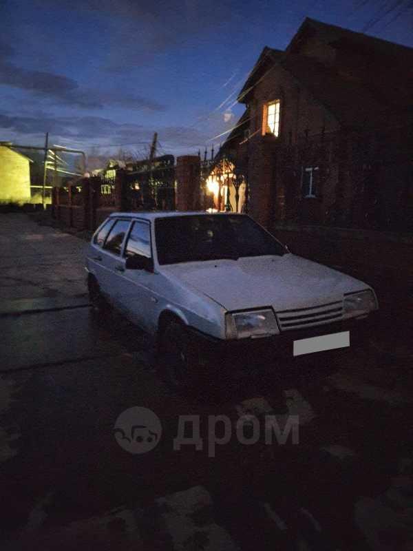 Лада 2109, 1990 год, 22 000 руб.