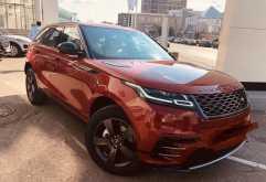 Октябрьский Range Rover 2018