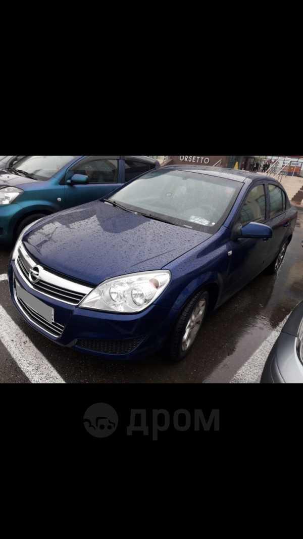 Opel Astra, 2008 год, 180 000 руб.