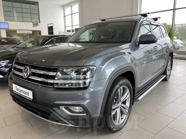 Volkswagen Teramont, 2019 год, 3 709 000 руб.