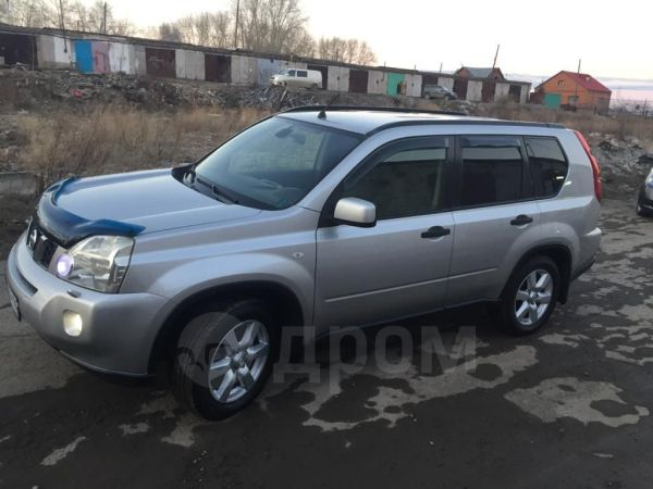 Nissan X-Trail, 2008 год, 610 000 руб.