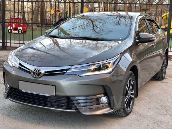 Toyota Corolla, 2018 год, 1 120 000 руб.