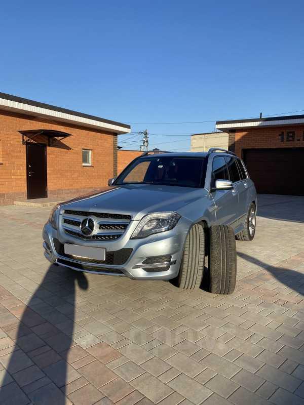 Mercedes-Benz GLK-Class, 2014 год, 1 555 551 руб.