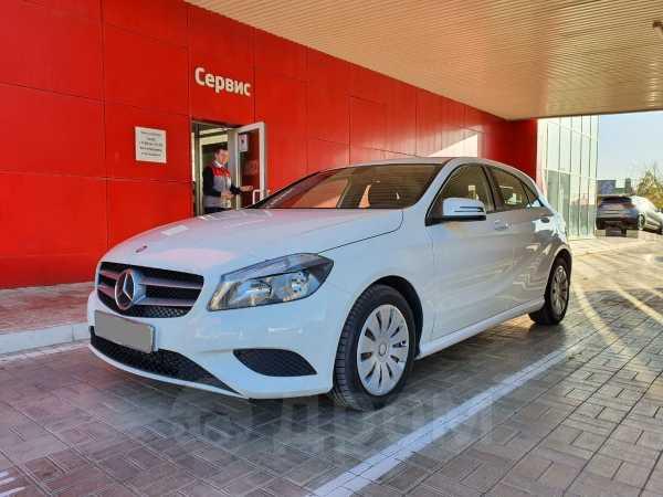 Mercedes-Benz A-Class, 2013 год, 850 000 руб.