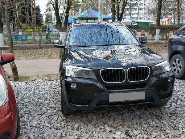 BMW X3, 2013 год, 999 999 руб.