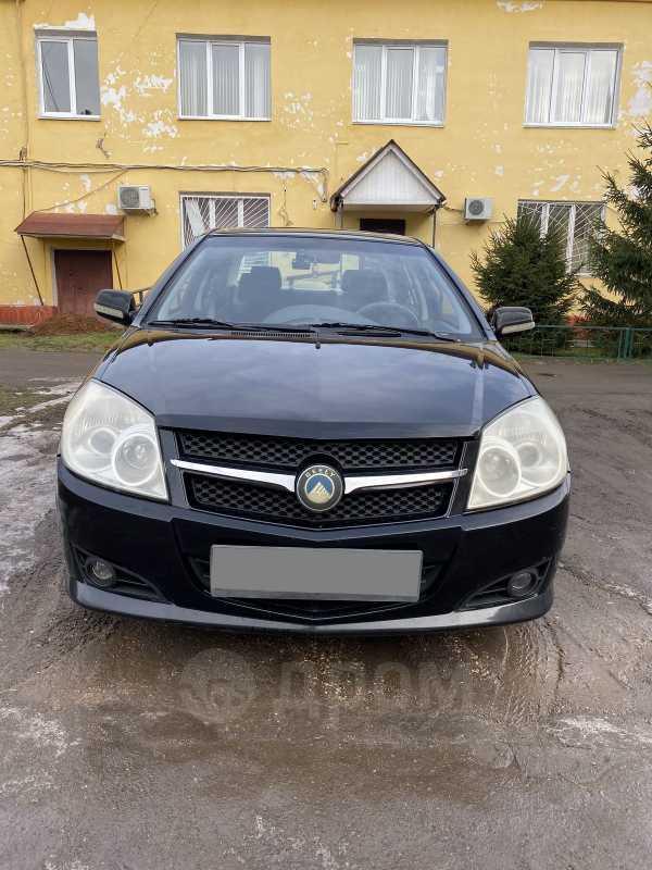 Geely MK, 2010 год, 120 000 руб.