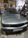 Mitsubishi Sigma, 1990 год, 130 000 руб.