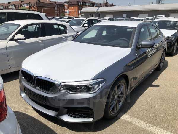 BMW 5-Series, 2020 год, 4 050 000 руб.