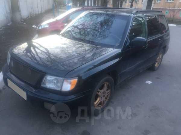 Subaru Forester, 1997 год, 160 000 руб.
