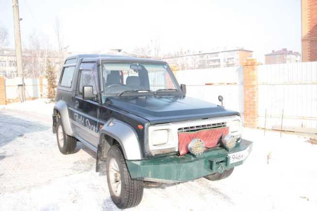 Daihatsu Rugger, 1993 год, 450 000 руб.