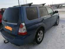 Якутск Forester 2007