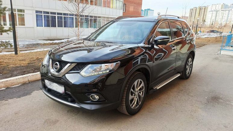 Nissan X-Trail, 2016 год, 1 240 000 руб.