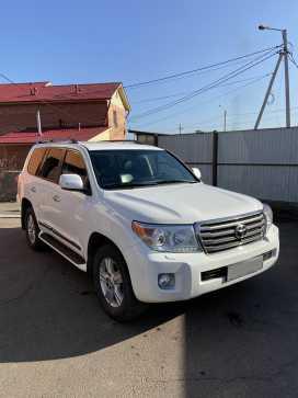 Улан-Удэ Land Cruiser 2015
