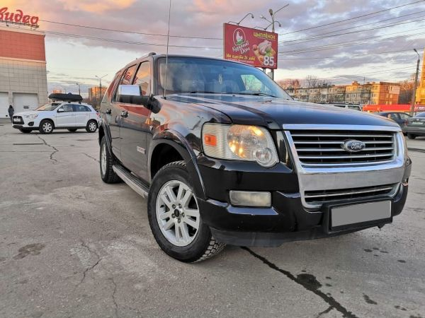 Ford Explorer, 2008 год, 450 000 руб.