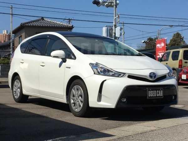 Toyota Prius a, 2015 год, 925 000 руб.