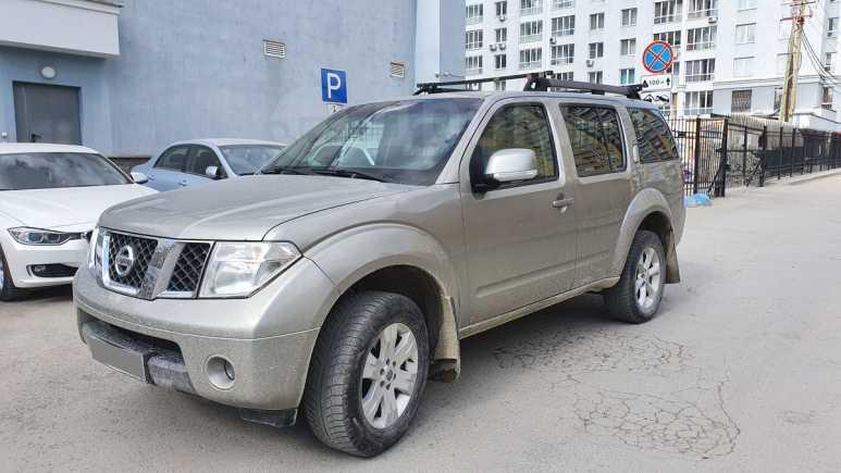 Nissan Pathfinder, 2007 год, 590 000 руб.