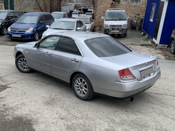 Nissan Cedric, 2002 год, 230 000 руб.