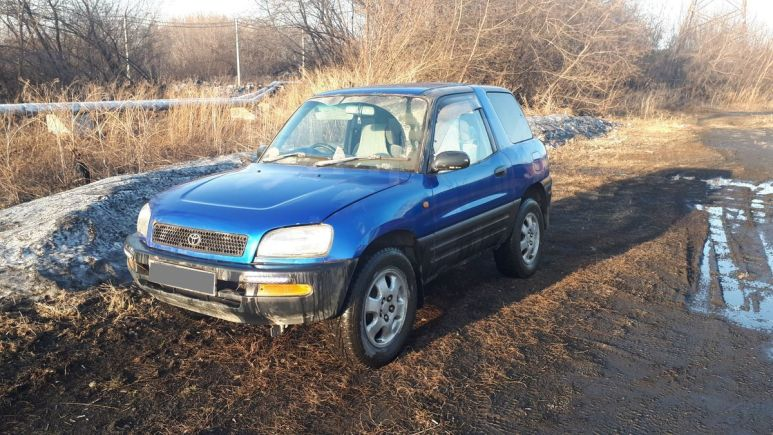 Toyota RAV4, 1994 год, 220 000 руб.