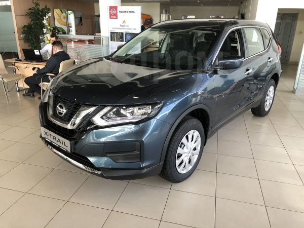 Nissan X-Trail, 2020 год, 1 596 000 руб.