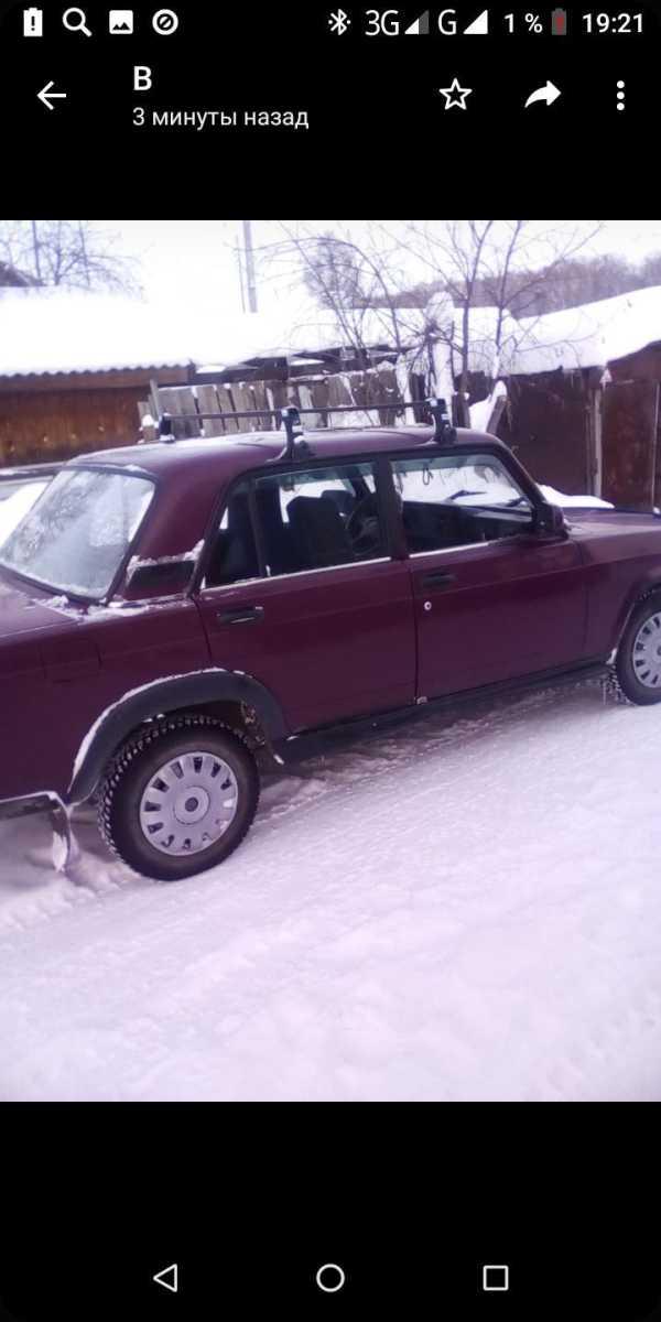 Лада 2107, 2001 год, 19 000 руб.