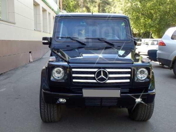 Mercedes-Benz G-Class, 2007 год, 3 600 000 руб.
