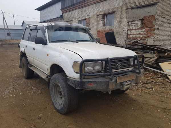 Toyota Land Cruiser, 1994 год, 200 000 руб.