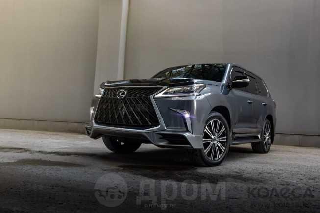 Lexus LX570, 2019 год, 7 250 000 руб.