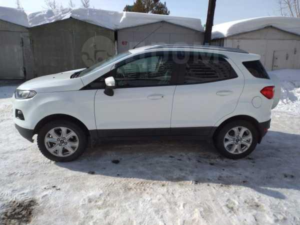 Ford EcoSport, 2014 год, 860 000 руб.