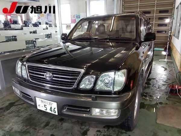Toyota Land Cruiser Cygnus, 2001 год, 697 000 руб.
