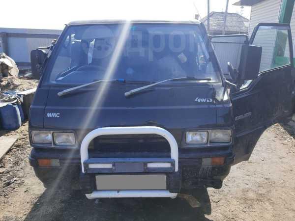 Mitsubishi Delica, 1989 год, 220 000 руб.