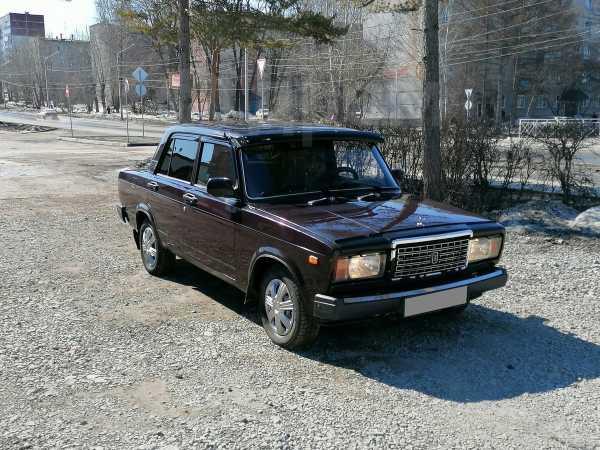 Лада 2107, 2008 год, 89 000 руб.