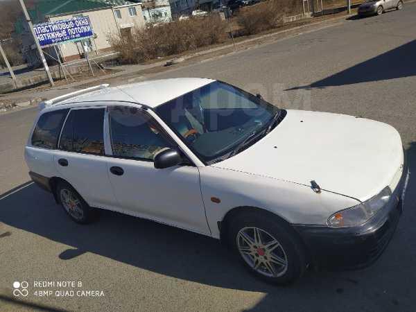 Mitsubishi Libero, 1998 год, 100 000 руб.