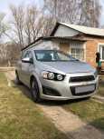Chevrolet Aveo, 2012 год, 320 000 руб.