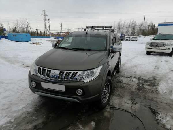 Mitsubishi L200, 2016 год, 1 400 000 руб.