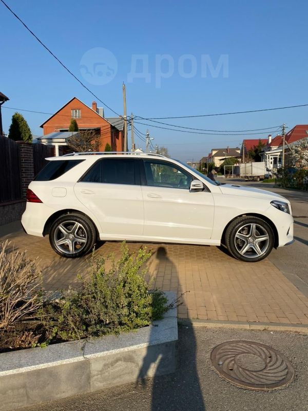 Mercedes-Benz GLE, 2015 год, 2 690 000 руб.
