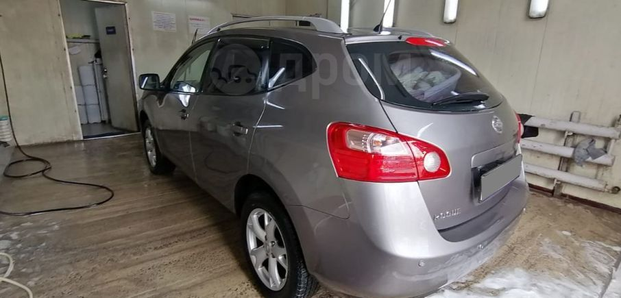 Nissan Rogue, 2009 год, 630 000 руб.