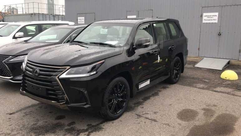 Lexus LX450d, 2019 год, 7 000 000 руб.