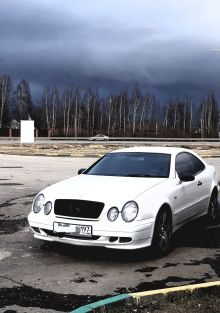 Иваново CLK-Class 1999
