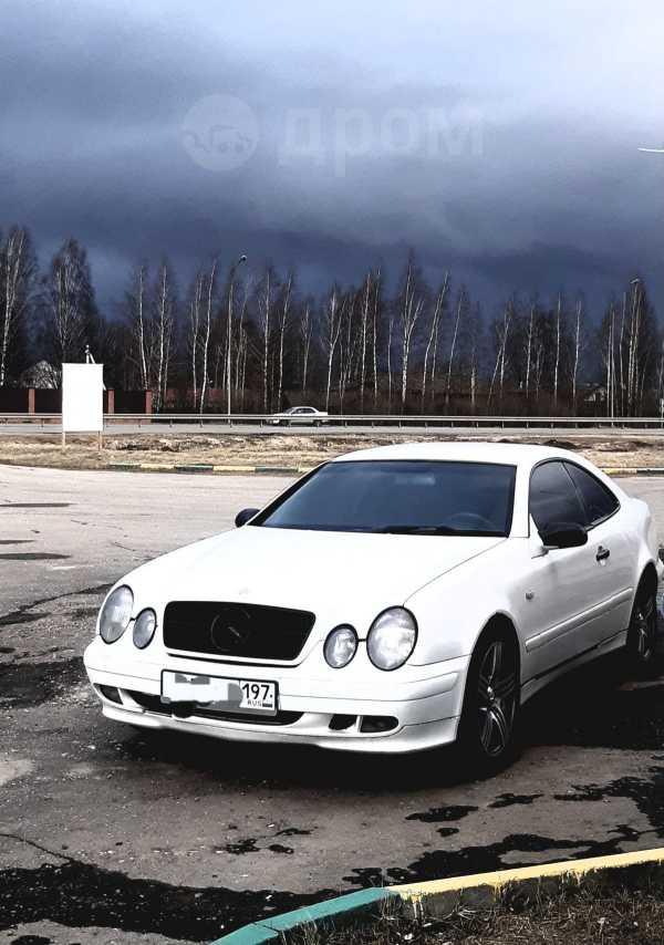 Mercedes-Benz CLK-Class, 1999 год, 250 000 руб.