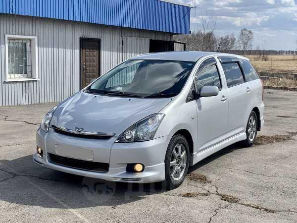 Toyota Wish, 2004 год, 530 000 руб.